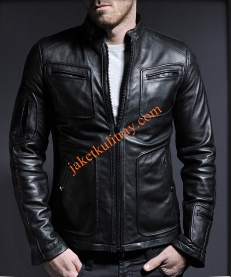Jaket Kulit film Mayhem